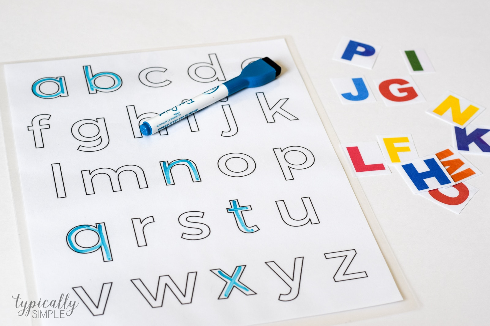 What Is Uppercase Letter And Lowercase Letter