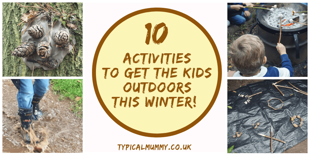 10 winter outdoor activities for kids