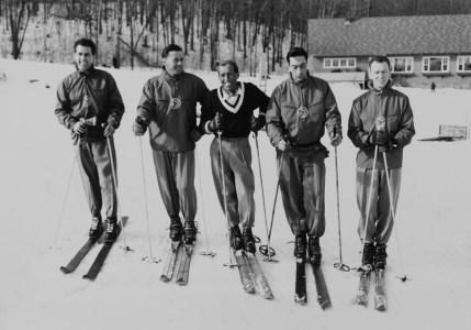 Ski de printemps au mont Orford