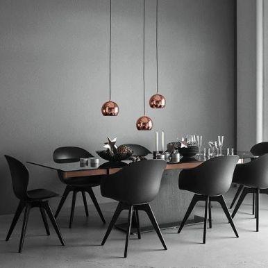 lampen boven de tafel