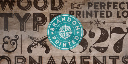brandon-layered-font
