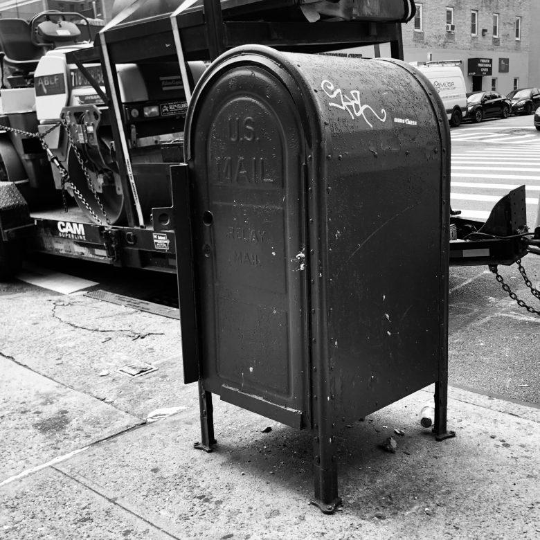 USPS Relay mailbox