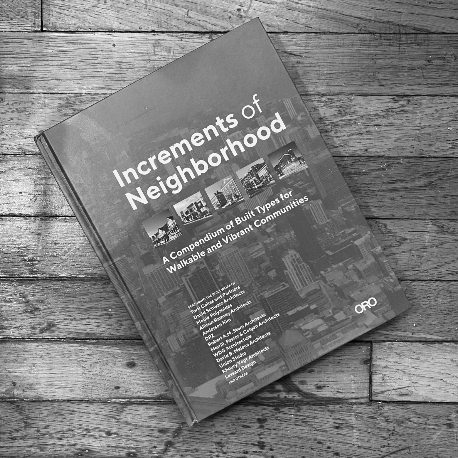 Increments of Neighborhood by Brian O'Looney