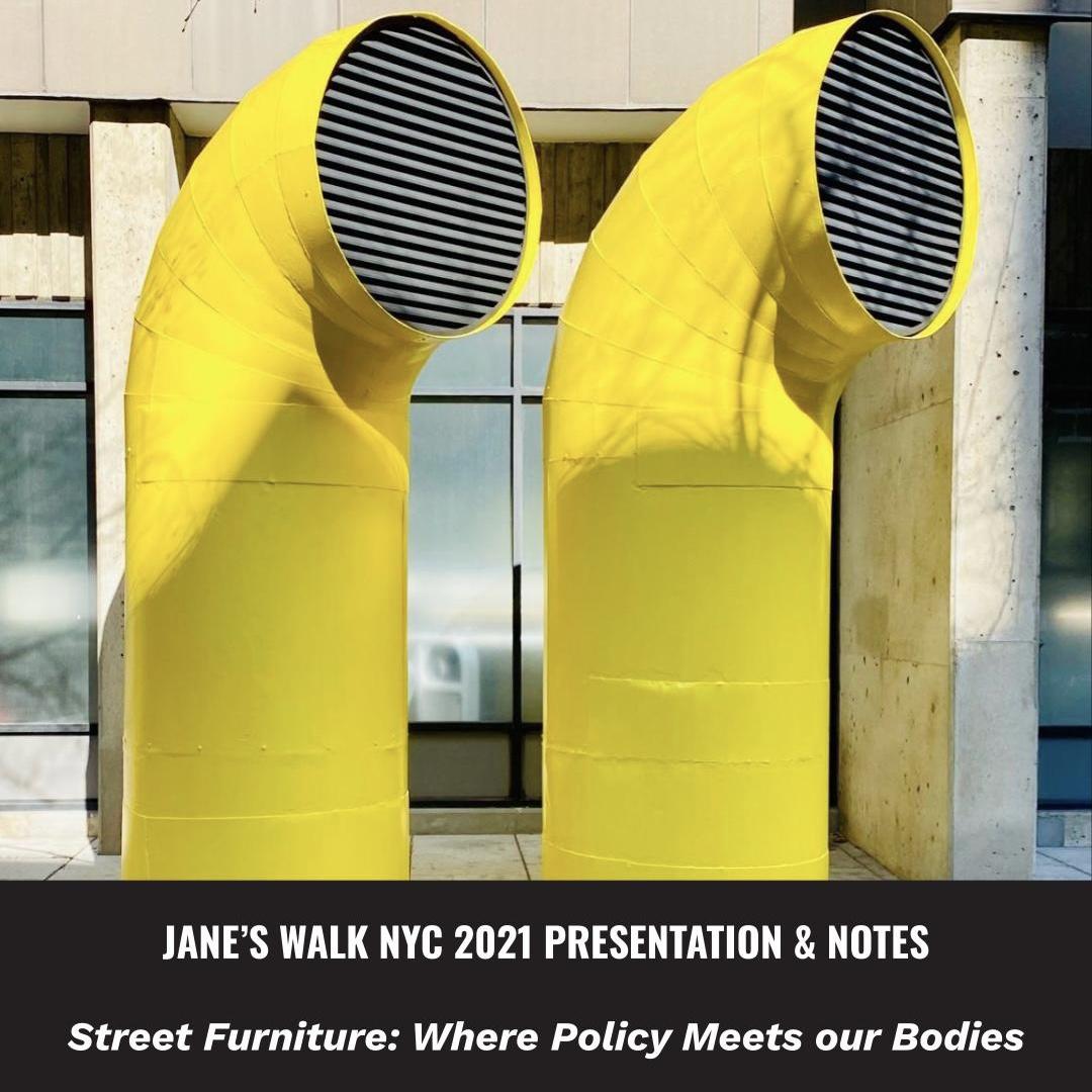 Jane's Walk NYC 2021 Notes