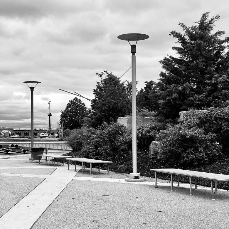 Pole Mounted Indirect – Erie Basin Park Red Hook, NY