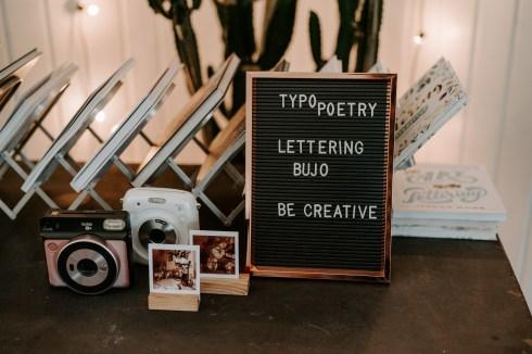 Instax session und Bücherecke Fotocredit: @brigittefoysi