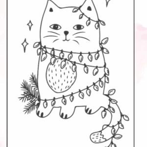 BuJo Weihnachtskarten