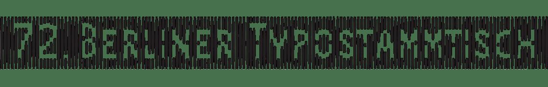 26.01.18: Mastering Type 2017 und Schrift Unterrichten