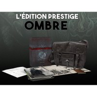 L'Appel de Cthulhu 7ème-Ed : Les 5 Supplices Edition Prestige Ombre