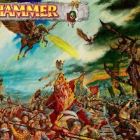 "Warhammer Fantasy Battles ""Accord de licence """