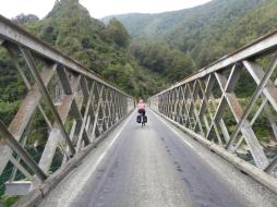 Iron Bridge Buller Gorge