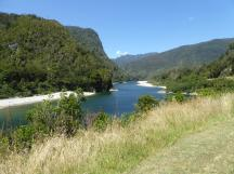 Lower Buller Gorge