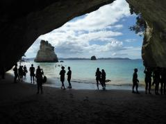 0285. Cathedral Cove (Copy)