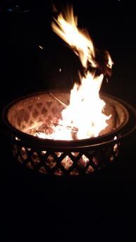 013. Fire at Berwick campsite