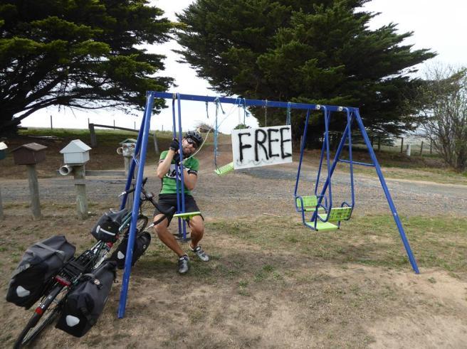 019. Swings for free
