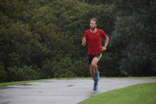 Adam doing Parramatta ParkRun