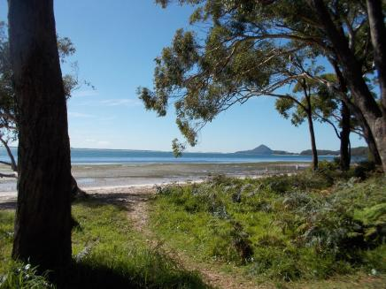 034. Approaching Nelson Bay