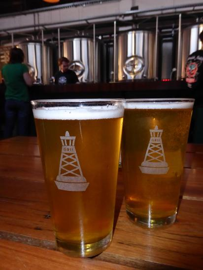 163. Green Beacon Brewery