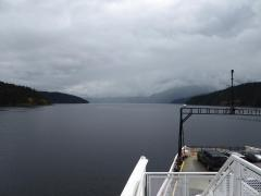 045. Earls Cove to Saltery Bay ferry