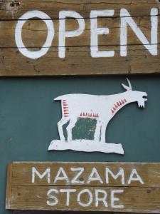 023. Mazama store