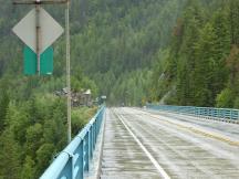 209. Bridge after the Bonanza summit