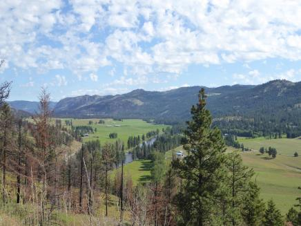 216. Leaving behind the Kettle Valley