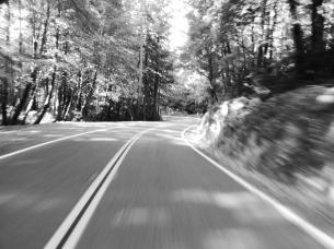 076. Descending Legget Pass