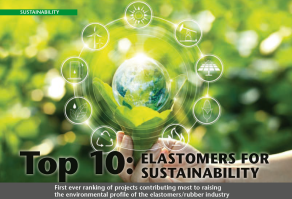 E4S elastomers for sustainability