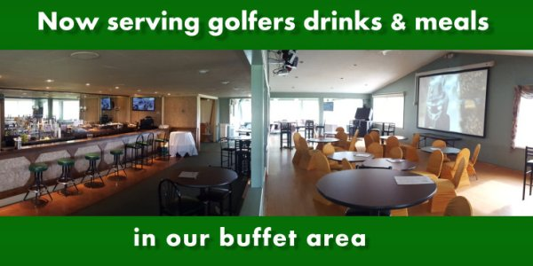 Buffet Dinning Area Open for Lunch & Dinner