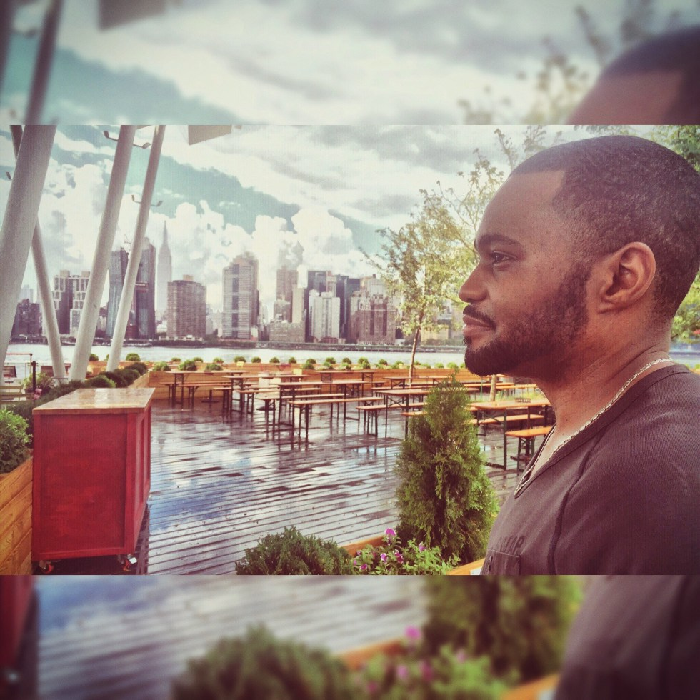 Five things to Dwell on by Tyrone Smith view of Manhattan New York from Long Island City
