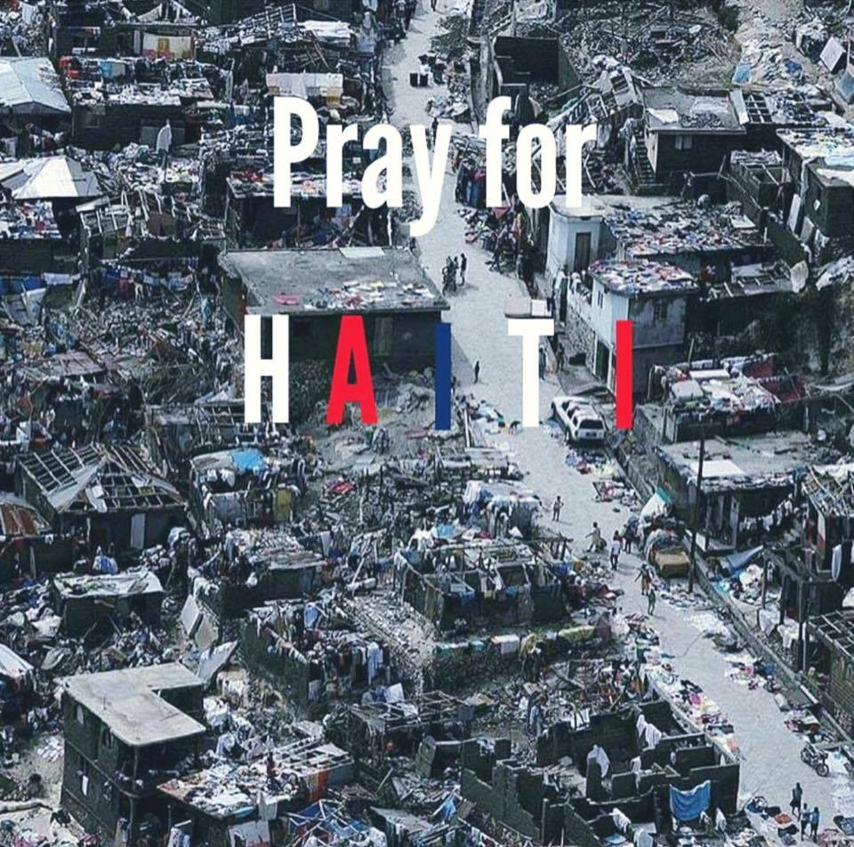 Pray for Haiti_UNICEF_Tyrone Smith_Haiti_Hurricane Matthew_Relief_Donate_Help