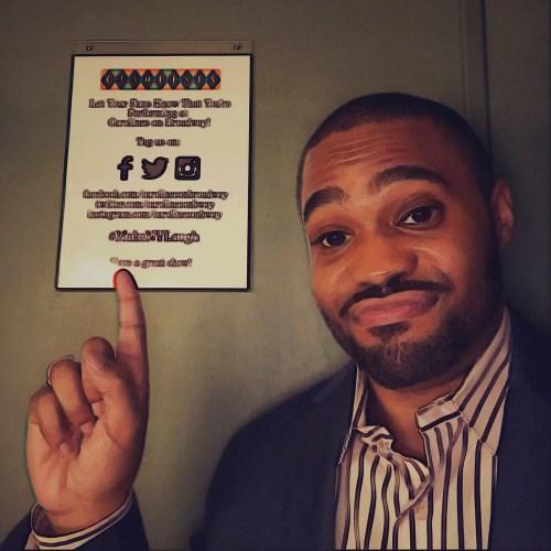 Carolines on Broadway Sinbad Yvonne Orji Tyrone Smith Chase Anthony Comedy Make NY Laugh music nyc