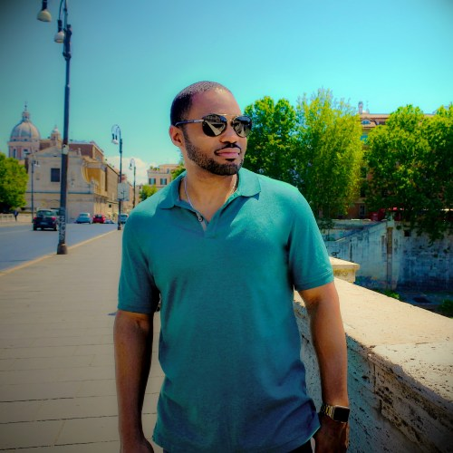 Canal capture Roma Italy Tyrone Smith