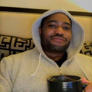 Cozy Vibes Baileys Irish Cream Hot Chocolate with Tyrone Smith famous celebrity musician producer mens fashion American Apparel Positive Perspectives T's Groove Inc NYC