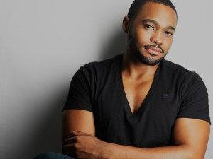 Say it with Conviction & Passion then Prove it with Persistence Celebrity Musician producer brand ambassador Tyrone Smith Welcomes challenges captured by Jeffrey Mosier