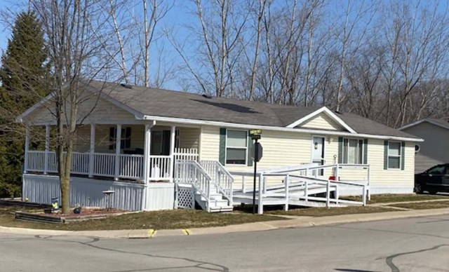 Downsizing To A Mobile Home