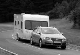 Car an caravan tyres