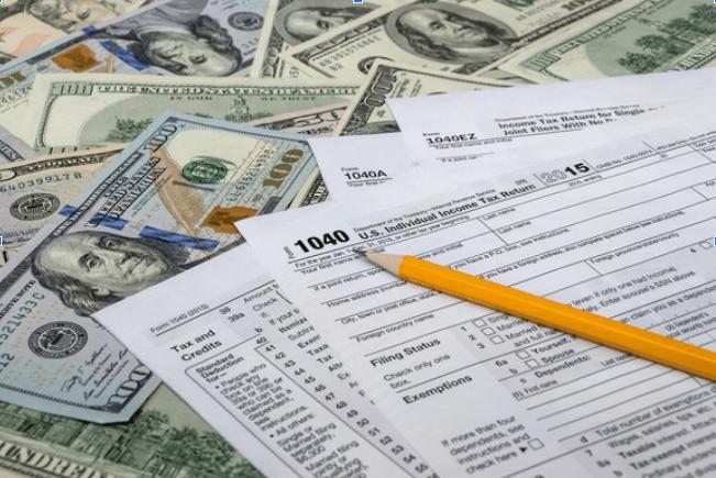 taxes, new tax & jobs act