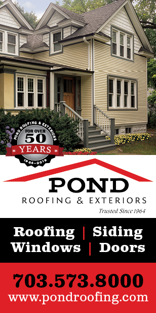 Pond Roofing & Exteriors