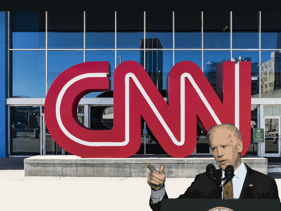 Read more about the article CNN Misleads Viewers by Prematurely Declaring Joe Biden the Democratic Presidential Front Runner