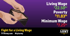 Read more about the article Minimum Wage vs. Living Wage: Your Presidential Candidate's Stance