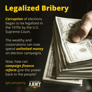 Read more about the article Corruption of U.S. Elections: Is there a solution?