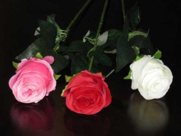 Цветы из фоамирана: лучшие идеи как сделать красивые и ...