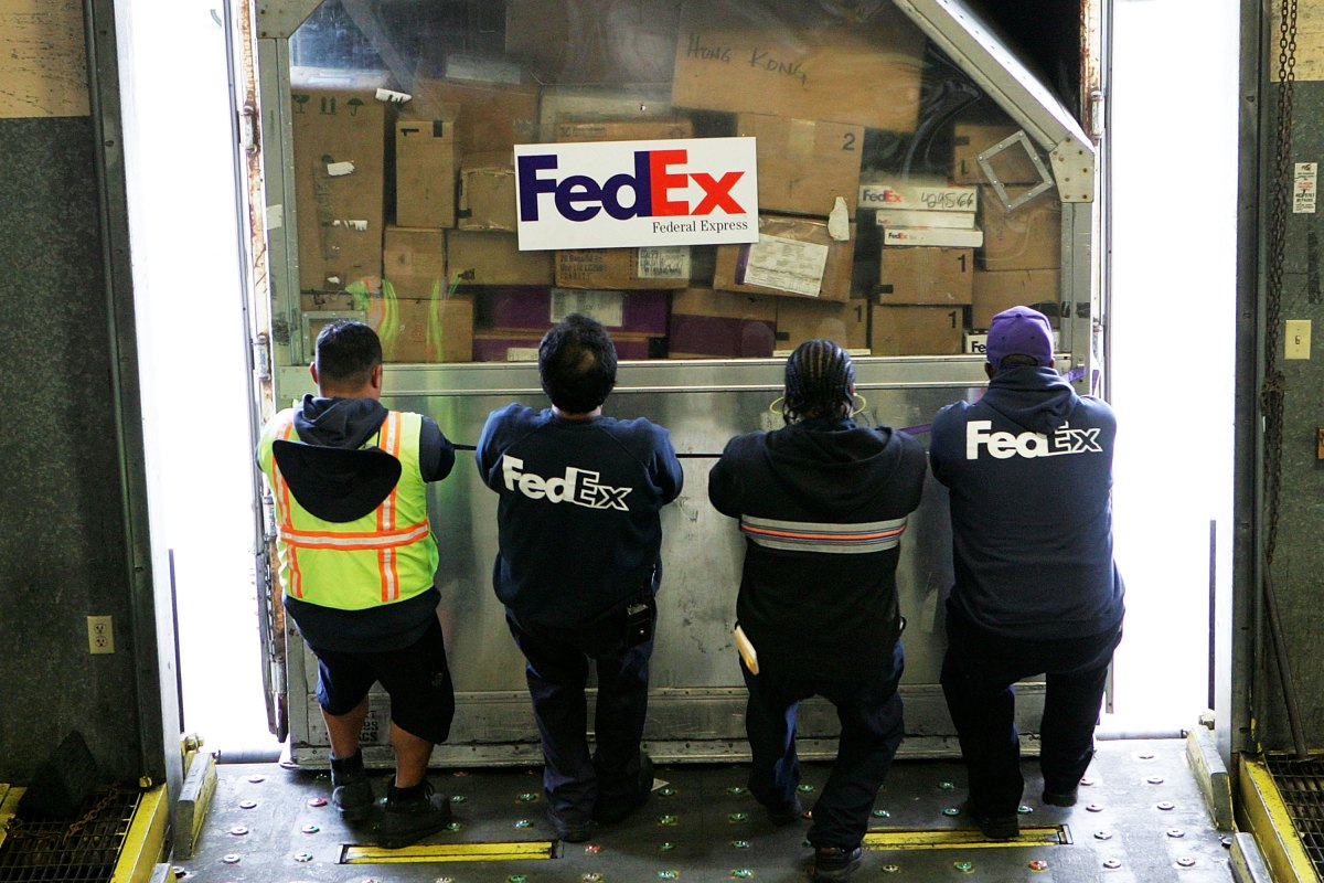Ups Fedex Already Get Millions In Tax Benefits For A Mixed Bag On