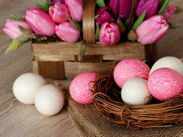 Как выполнить декупаж пасхальных яиц обзор популярных