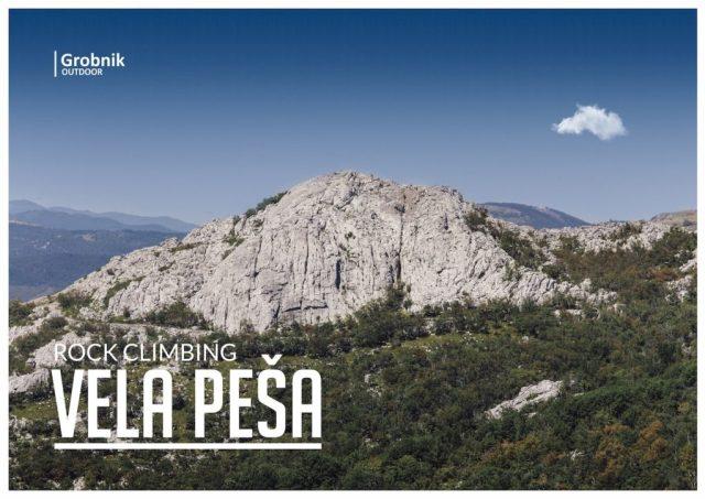 Rock Climbing - Vela Peša