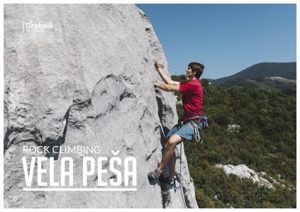 ROCK CLIMBING Vela Peša 3