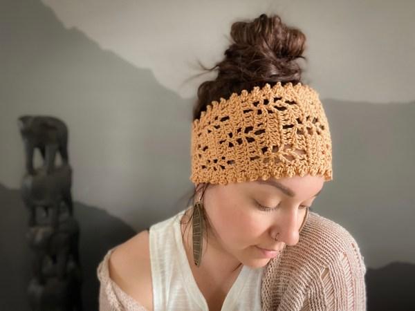 Sage Head Wrap