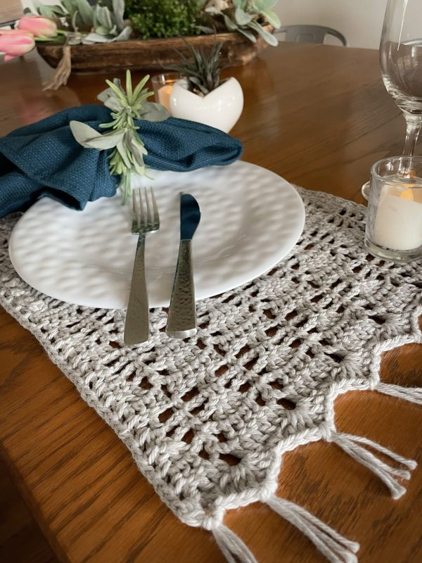 Sage Table Decor