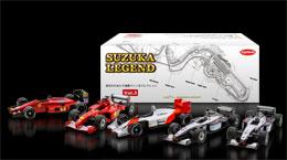 Kyosho Suzuka Legend Collection